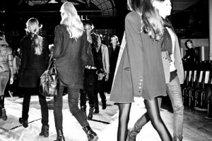 Backstage at London Fashion Week by Carlos Industries 04