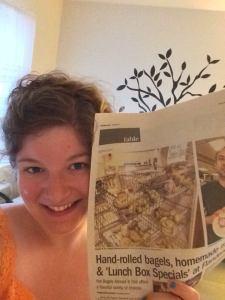 newspaperface